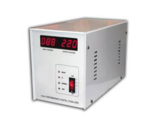 Digital Voltage Stabilizer In Kurung kumey