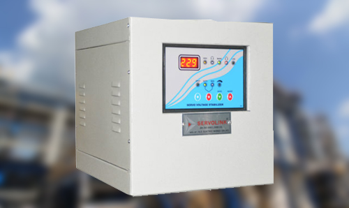 Single Phase Servo Stabilizer Manufacturers